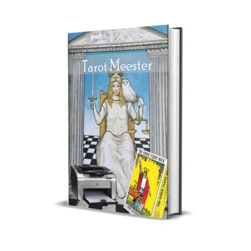 Tarot Meester-e-book kaarten-uitgeprint