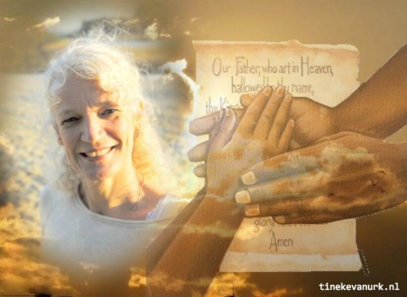 De kracht van een gebed Tineke van Urk