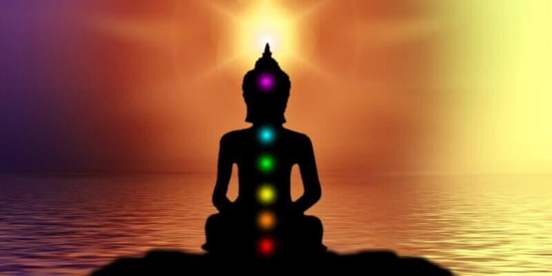 Aura en Chakra healing (Les 2)