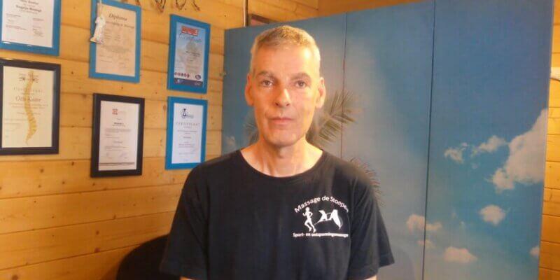 Otto Koster, van Massage de Stoepen in Assen