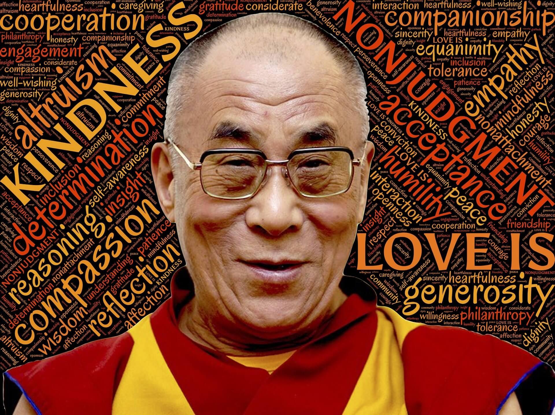 dalai lama leiderschap