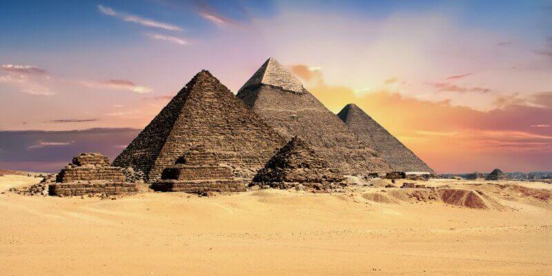 Egyptische mythologie: De schepping volgens Zonnegod Ra